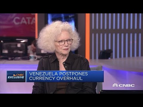 Outlook for Venezuelan economy without reform is bleak: Former central banker   Squawk Box Europe