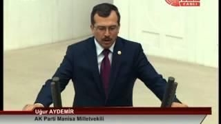 25  Dönem AK Parti Manisa Milletvekili Uğur Aydemir Yemin Töreni