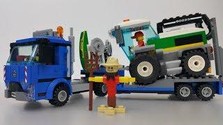 LEGO City 60223 Transporter kombajnu NOWOŚĆ 2019   RAFI BRICKS
