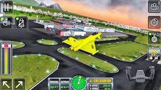 Flight Sim 2018 #4 - New Plane Game Android IOS gameplay