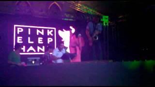 Pink Elephant - 01/01/2012 - Ilha Fiscal - Rio de Janeiro
