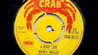 Rudy Mills A Heavy Load - Crab - Pama
