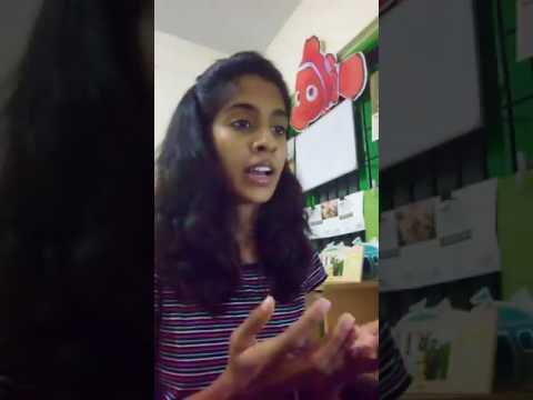 FB Live Day 1_Introduction from Chennai Event Emcees Nandhini on 21 Day Facebook Live Challenge