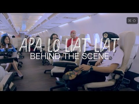 "BEHIND THE SCENE ""APA LO LIAT LIAT"" MUSIC VIDEO (RUMAH KAYU AIR)"