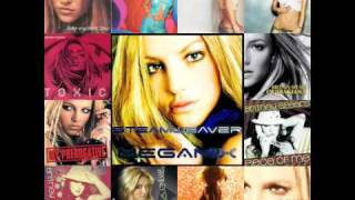Britney Spears - Steamweaver Megamix (2009)