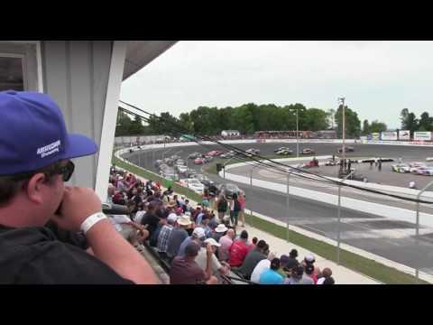 Sunset Speedway Super Stock Feature 2 2016 08 27