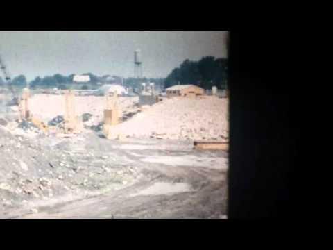 St. Lawrence Seaway/St Lambert Lock 1957
