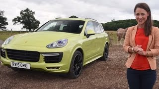 Porsche Cayenne GTS 2015 review | TELEGRAPH CARS
