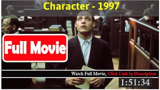 Character (1997) *Full MoVieS*#