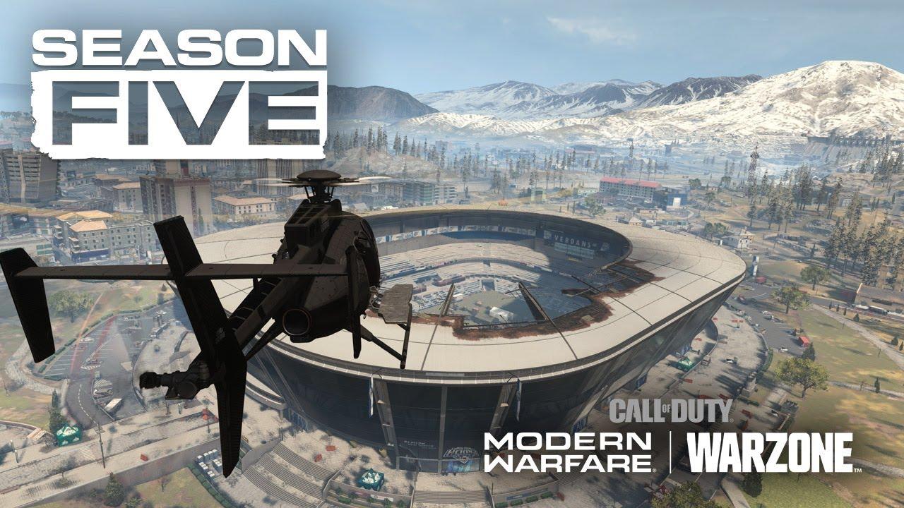 PS4『決勝時刻®:現代戰爭』與『現代戰域』- 官方第 5 季預告片