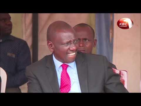 Western Kenya leaders have backed William Ruto's 2022 presidential bid