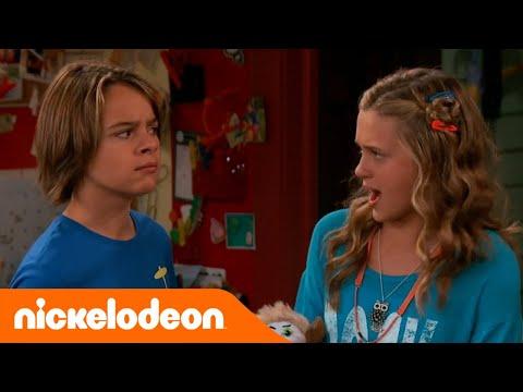 Nicky Ricky Dicky & Dawn | La notte della paura | Nickelodeon Italia