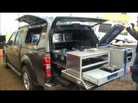 Road Ranger Professional S2 Pick Up Hardtop Video Side