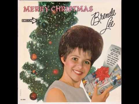 Brenda lee christmas album - YouTube