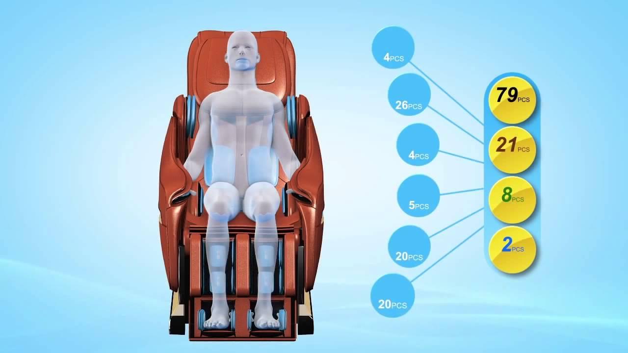 elite massage chair YouTube