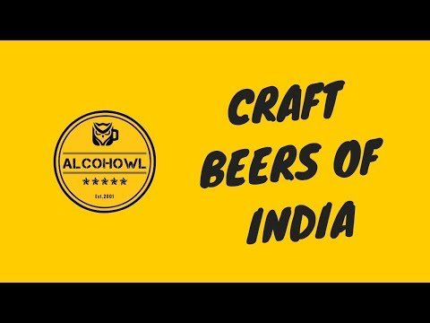 Craft Beers Of India | Ep 1- Gateway Brewing Co. | Alcohowl