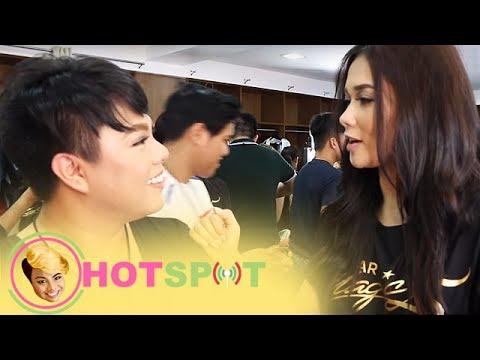 Hotspot 2017 Episode 970: Maja Salvador, thankful sa mataas na ratings ng Wildflower