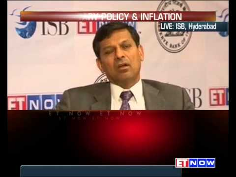 ET NOW chats with Raghuram Rajan at ISB Hyderabad