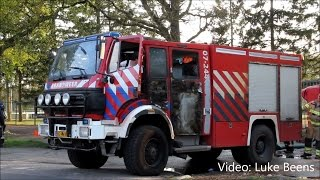 Vuurzee verwoest 527 hectare natuur op Deelense Was Otterlo 20 04 2014