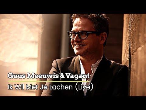 Guus Meeuwis & Vagant - Ik Wil Met Je Lachen (Live) (Audio Only)