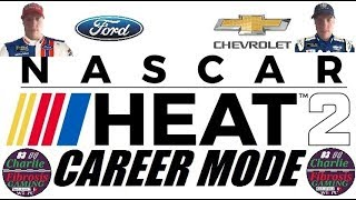 NASCAR Heat 2 Career Mode: Racing in Canada and Beyond