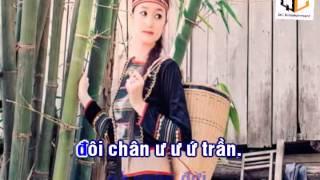 Đôi Chân Trần -  Karaoke (Beat Phối)