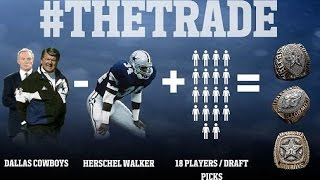 10 Most LOPSIDED Trades in Sports History