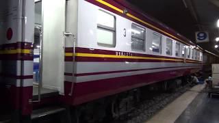 まだ使うの?在来線 旧型客車 特別保全工事施工車 タイ国鉄