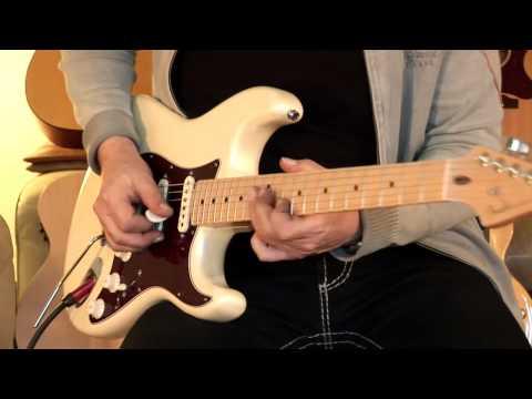 2011 Fender Stratocaster