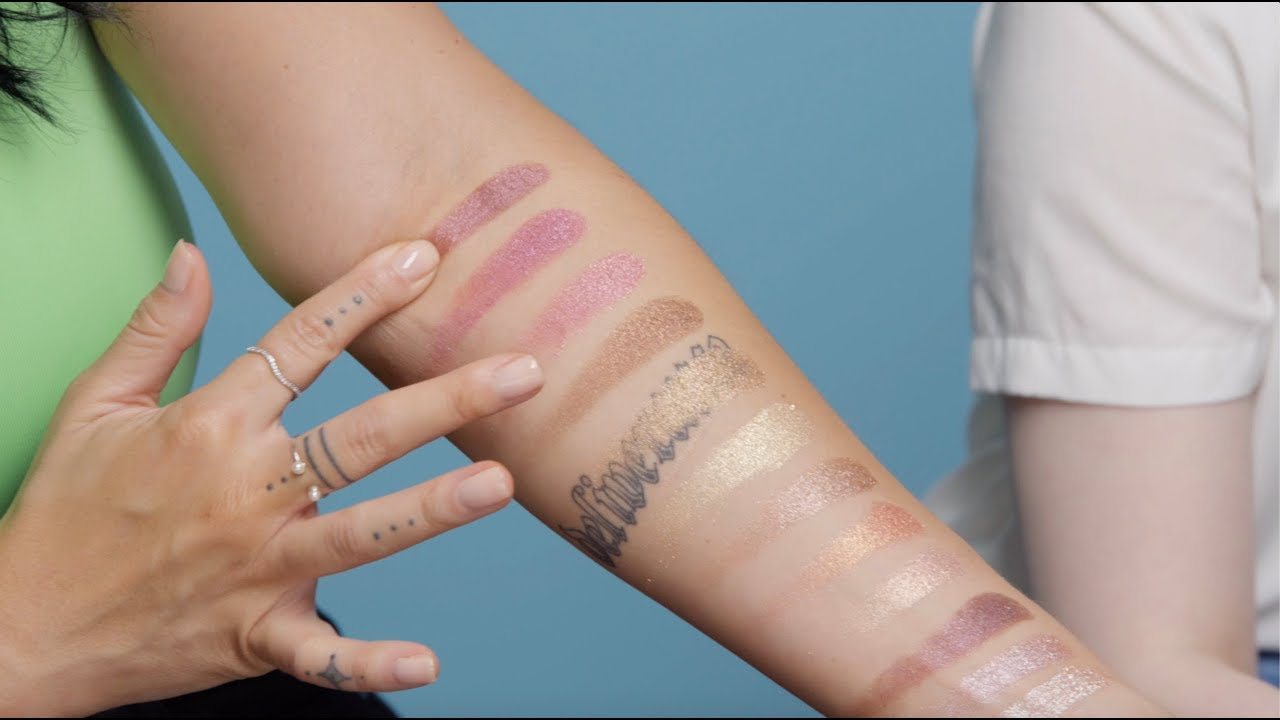 Beauty Bento Bouncy Shimmer Eyeshadow Trio - Chocolate Dahlia by Kaja Beauty #10