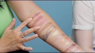 SWATCH PARTY: Beauty Bento Eyeshadow Trios + NEW SHADE EXTENSIONS!