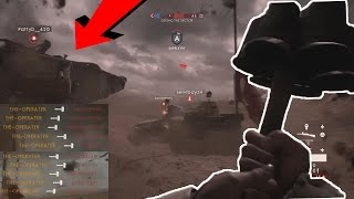 WORLD RECORD GRENADE - Battlefield 1 TOP PLAYS OF THE WEEK (BF1 World Record AT Grenade)