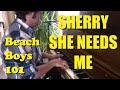 watch he video of Beach Boys 101: Sherry She Needs Me (Piano/Vocal Cover)