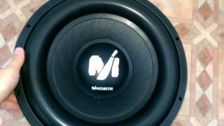 Розпакування та огляд Alphard Machete M15.Modern Sound