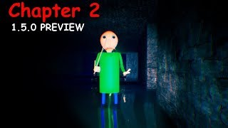 Chapter 2 - Baldi's Unreal Basics in Education and Learning 1.5.0 PREVIEW