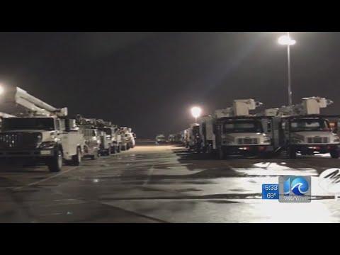 Dominion Energy crews head to Florida to help Irma victims