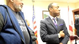 NAACP Mobile AL 5044  Sit In on Senator Jefferson Sessions