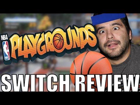 NBA Playgrounds (Nintendo Switch) Review | 8-Bit Eric
