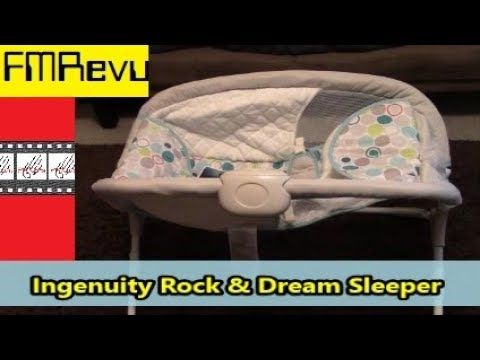 Ingenuity Rock Dream Sleeper Assembly Instruction Video