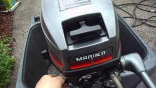89 Mariner 8 hp