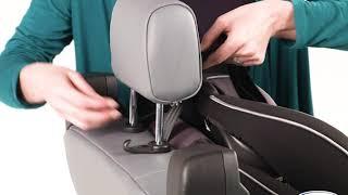 Forward-Facing Seat Belt Installation - Graco® 4Ever® Extend2Fit® Platinum