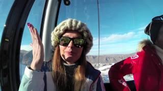 видео Горнолыжный курорт Шахдаг