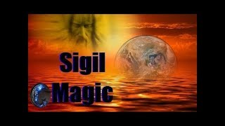 Earth, Wind, Fire, Water Manifestation with Sigil Magic