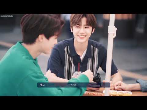 [ENG SUB] NCT DREAM: Relay Deliveries By SM Celebrities Event