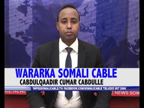 WARARKA SOMALI CABLE 27 07 2016