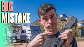 We SCREWED UP! - Our 6 Biggest RVing Mistakes
