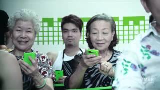 衛訊 TVC - 鴨舌篇