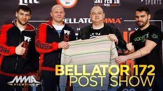 Bellator 172 Post-Fight Show