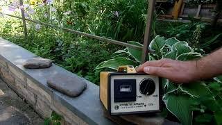 Видео обзор советского зарядного устройства