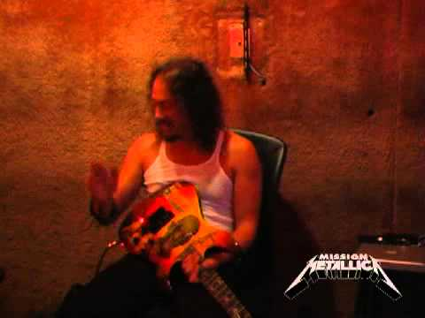 Mission Metallica: Fly on the Wall Clip (July 14, 2008) Thumbnail image